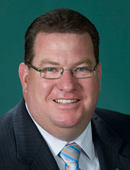Official portrait of Scott Buchholz